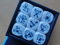 Rory´s Story-Cubes, Set Action